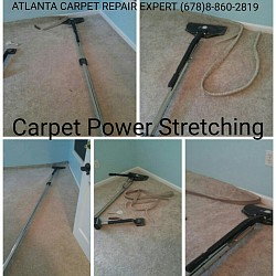 Atlanta's Most Affordable Carpet Repair